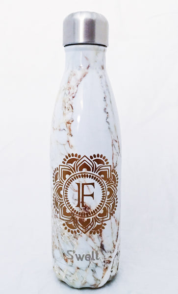 Personalized Mandala S'well Bottle
