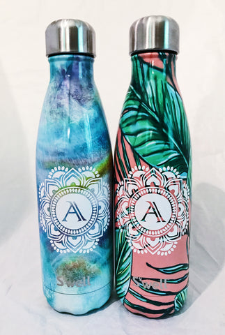 Custom S'well Bottles - Mandala
