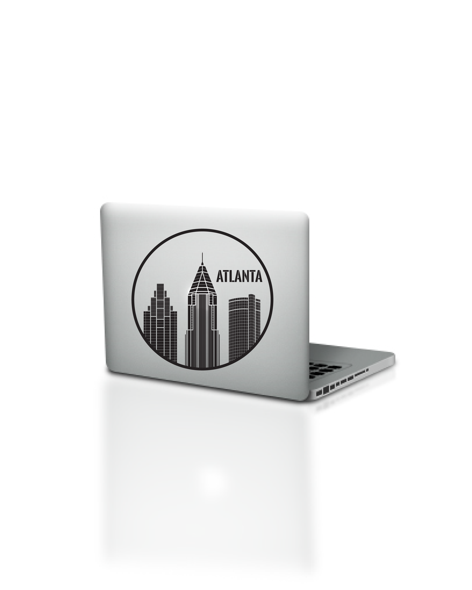 Atlanta SVG DXF EPS PNG Cut File | Cricut and Silhouette Machines
