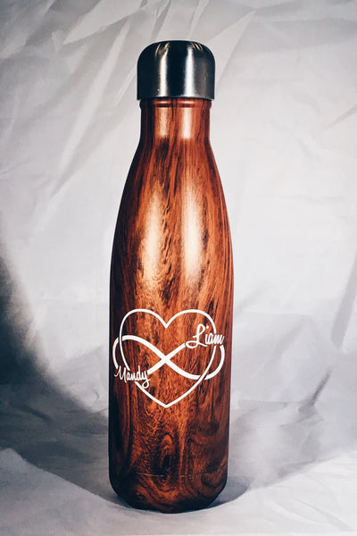 Custom Infinite Love S'well Bottle