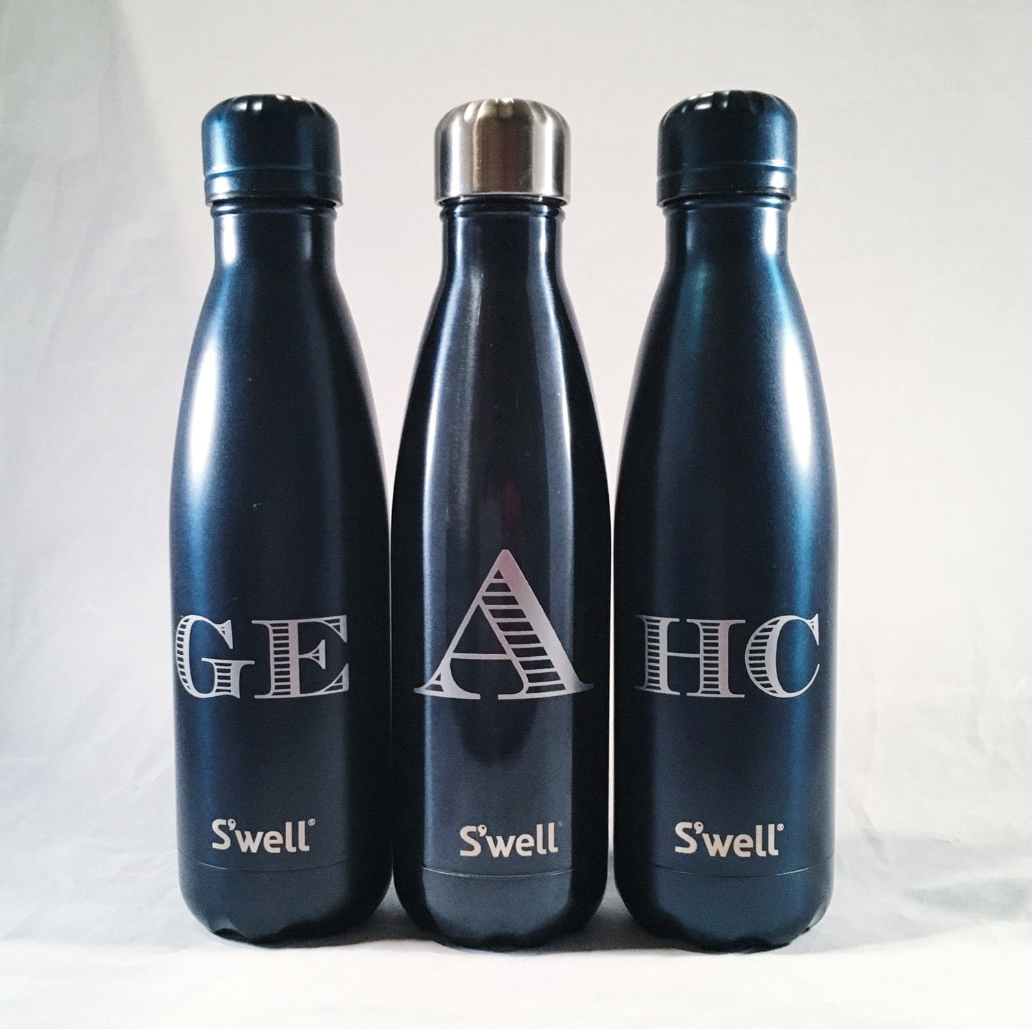 17oz Blue Suede Swell Bottle