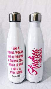 Dance Mom S'well Bottles - with Name - Dance Swell Bottle , Mom, Dance Mom Swell Bottle