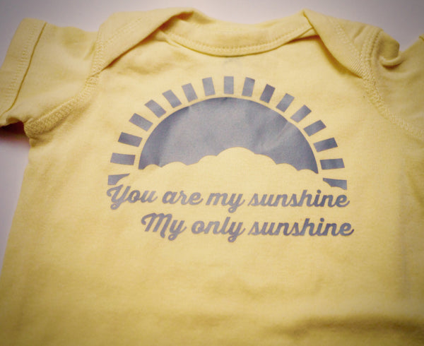 Sunshine Onesie | Baby Clothes