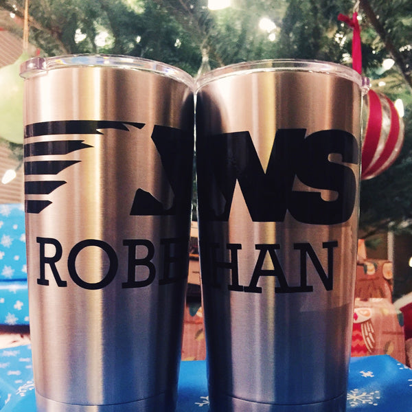 Personalized Yeti -  30 oz - In stock - Bridesmaids, Groomsmen, Teacher, Sorority Yeti