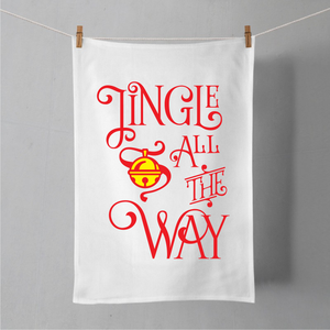 Jingle All the Way | Christmas SVG DXF EPS PNG Cut File | Cricut and Silhouette Machines