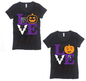 Love Halloween SVG DXF EPS PNG Cut File | Cricut and Silhouette Machines