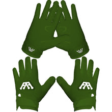 Combat Compression Football Gloves