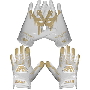 Liquid Flake 1/10 Football Gloves