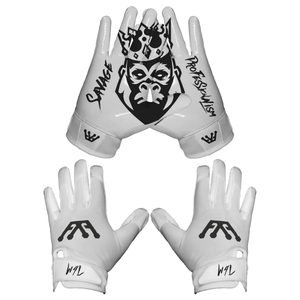 Savage Professionalism Football Gloves