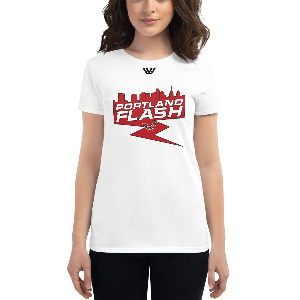 Portland Flash Women's Premium Tee