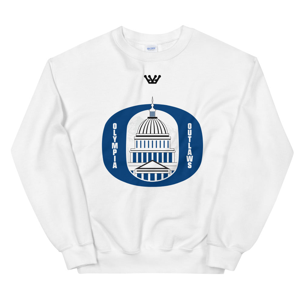 Olympia Outlaws Crew Neck Sweatshirt