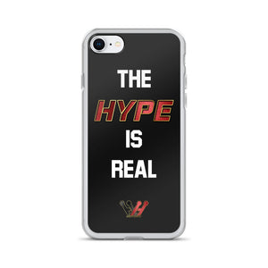 Hype is Real iPhone Case