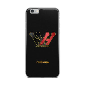 Hype Sports Brand iPhone Case