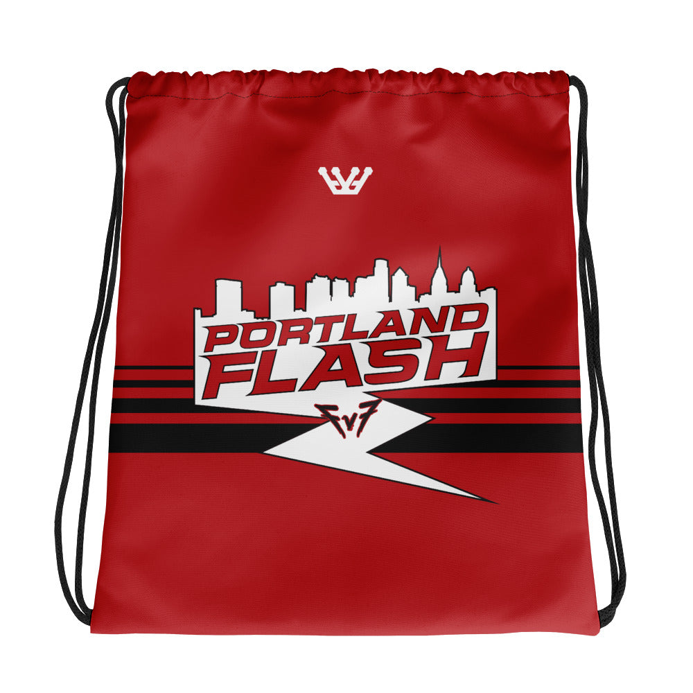 Portland Flash Drawstring bag