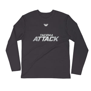 Tacoma Attack Long Sleeve Tee