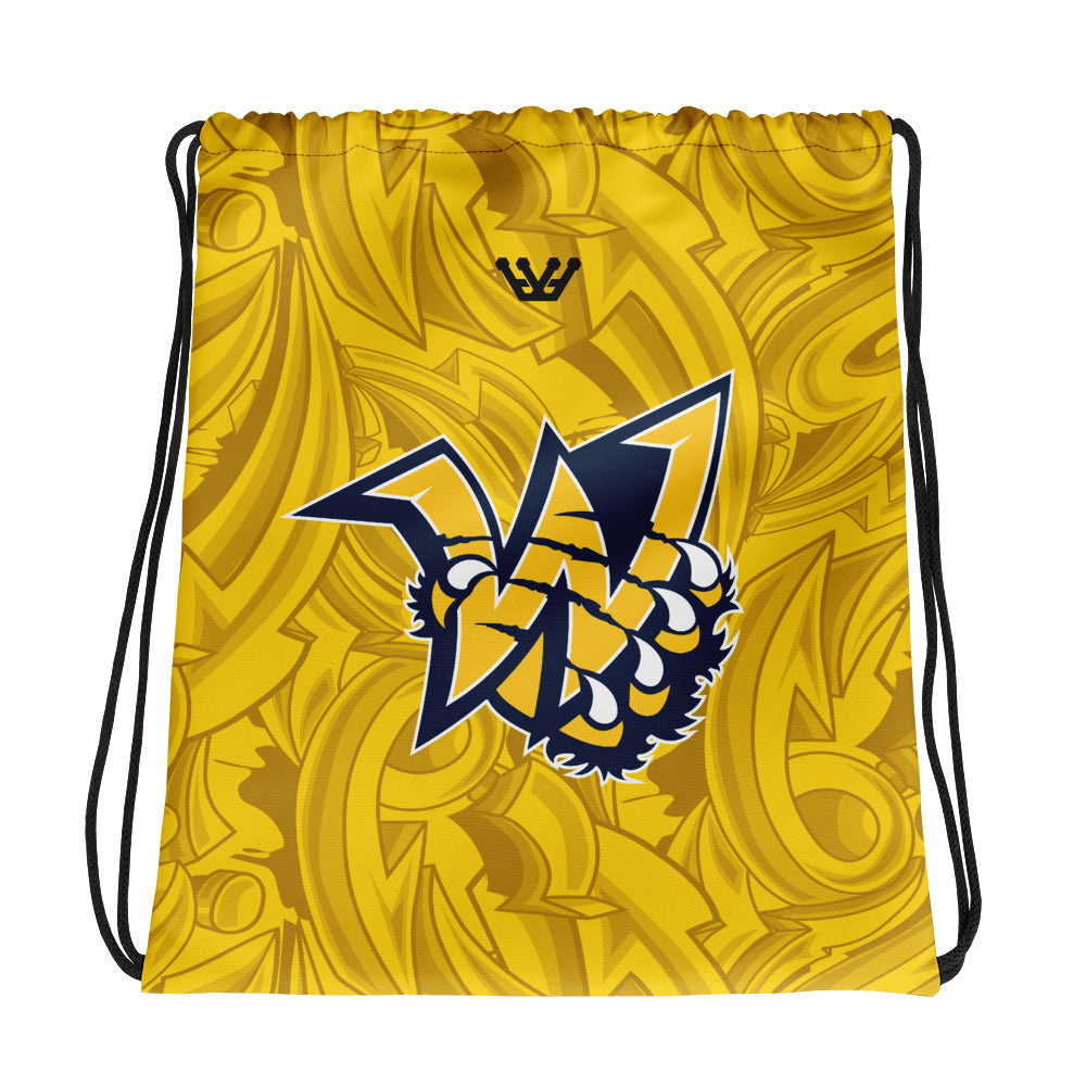 Wimberly Wolverines Drawstring bag