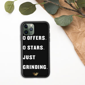 Just Grinding phone case