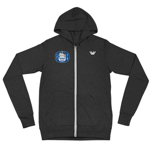 Olympia Outlaws Full Zip Hoodie