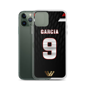 Garcia #9 iPhone Case