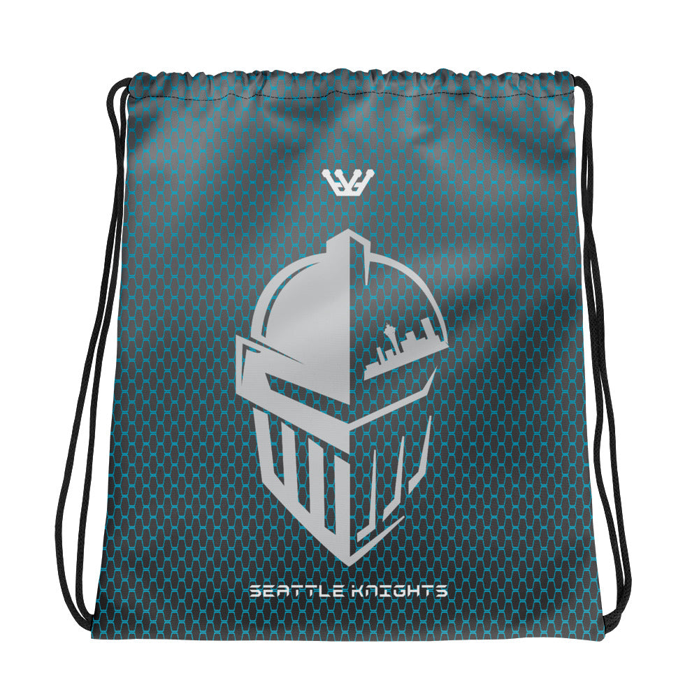 Seattle Knights Drawstring bag
