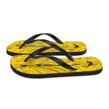 Wimberly Wolverines Flip-Flops