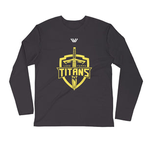 Lake Tapps Titans Long Sleeve Tee