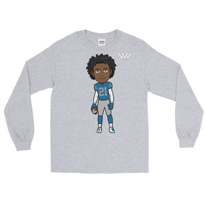 Tracy Walker Hypetoon Long Sleeve Shirt