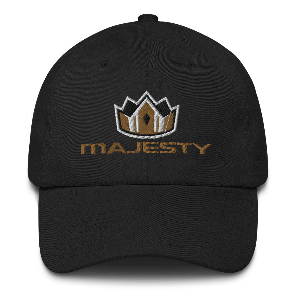Majesty Unstructured Buckle Cap
