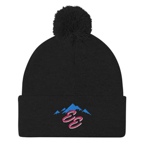 Eastside Elite Pom Beanie