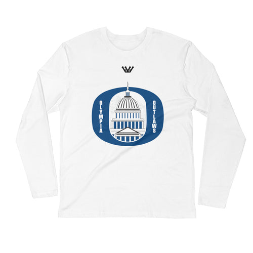 Olympia Outlaws Long Sleeve Tee