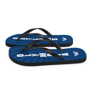 Olympia Outlaws Flip-Flops