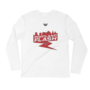 Portland Flash Long Sleeve Tee