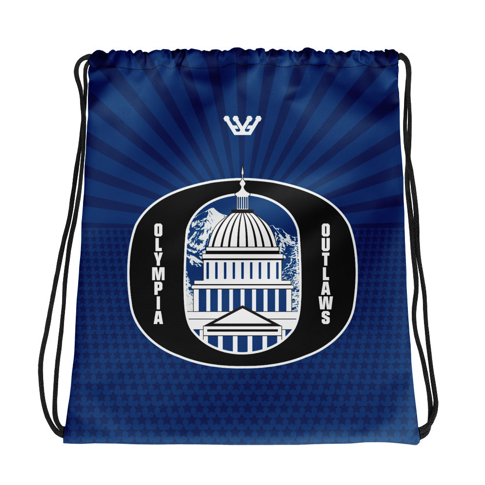 Olympia Outlaws Drawstring bag