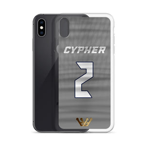 Cypher #2 iPhone Case
