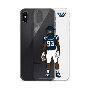 Ulric Jones Hypetoon iPhone Case