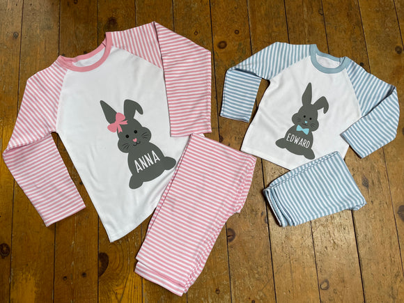 Personalised Easter Pyjama Set