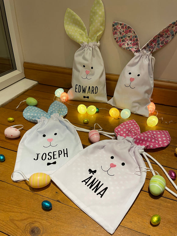 Personalised Easter Gift Bag