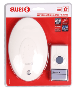 Wireless Digital Door Chime 100M Range