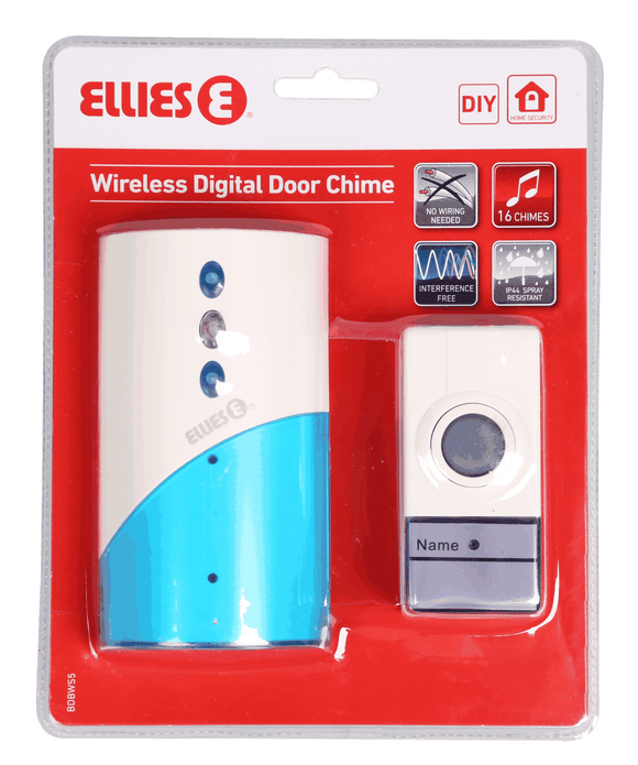 Wireless Digital Door Chime