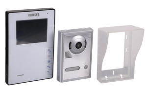 Colour Video Monitor Intercom with Handset & Outdoor Camera