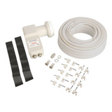 Universal Twin LNB Upgrade Kit (Dual & PVR)