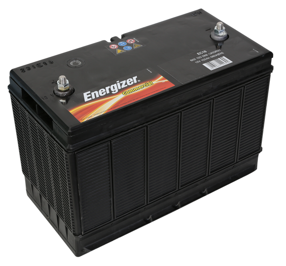 Energizer Battery 12V 105Ah - Maintenance Free Battery