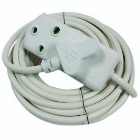 3m Extension Cable with side by side Coupler