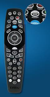 Multichoice Explora 2 DSTV A7 Remote Control