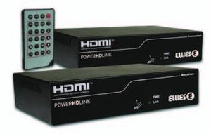 HDMI OVER PLC SENDER & RECEIVER - PowerHD Link (Full Kit)