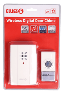 Wireless Door Chime 45M