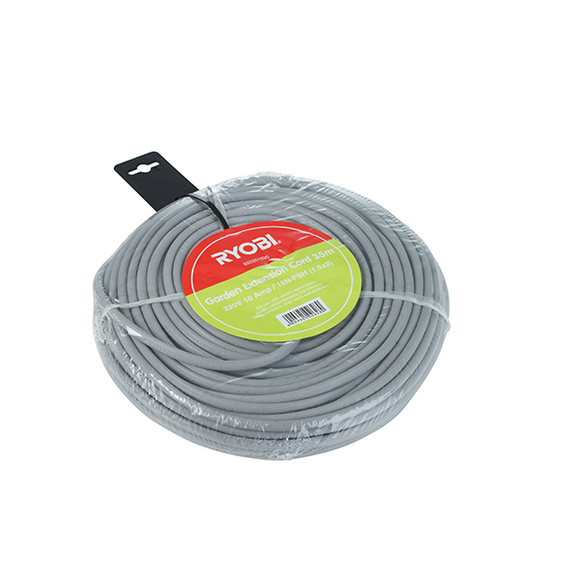 Extension Cord 220V 10Amp 35M 2Core