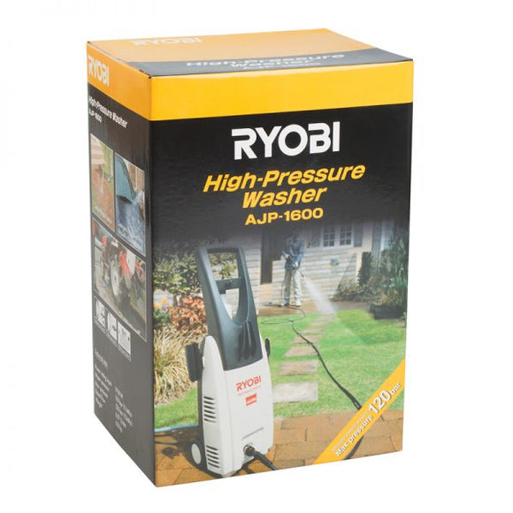 Ryobi High Pressure Washer 1700W 120 Bar AJP-1600