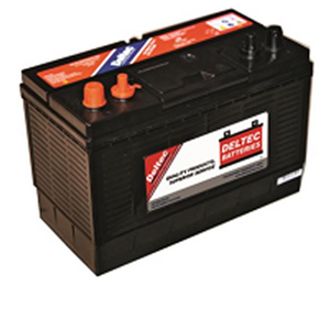 Deltec Battery 12V 105Ah - Maintenance Free Battery