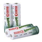 AA Rechargeable Batteries 1.2V (4 Pack)
